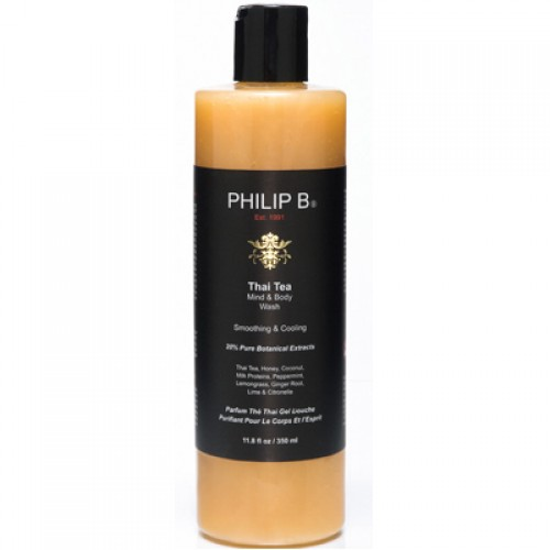 Philip B. Thai Tea Mind & Body Wash 350 ml