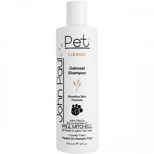 John Paul Pet Oatmeal Shampoo 473,2 ml