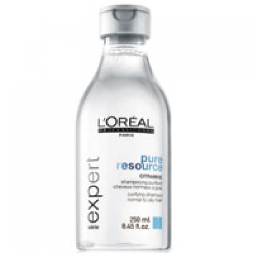 L'Oreal Serie Expert Pure Resource Shampoo