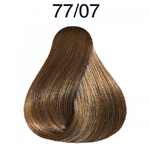 Wella Color Touch Plus 77/07 mittelblond-intensiv natur-braun