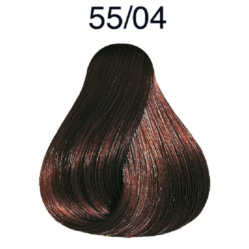 Wella Color Touch Plus 55/04 hellbraun-intensiv natur-rot
