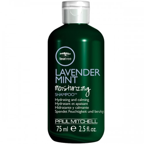 Paul Mitchell Tea Tree Collection Lavender Mint Moisturizing Shampoo 75 ml