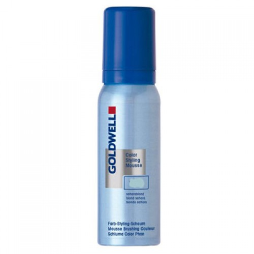 Goldwell Colorance Color Styling Mousse 7/N mittelblond