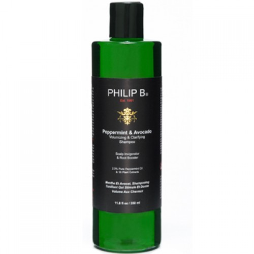 Philip B. Peppermint and Avocado Shampoo 350 ml