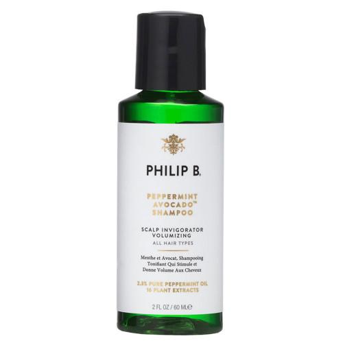Philip B. Peppermint and Avocado Shampoo 60 ml