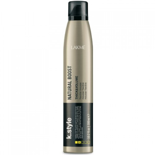 LAKMÉ K.STYLE THICK & VOLUME Natural Boost Flexible Mousse