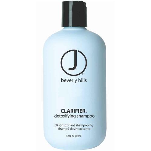 J Beverly Hills Clarifier detoxifying shampoo 350 ml