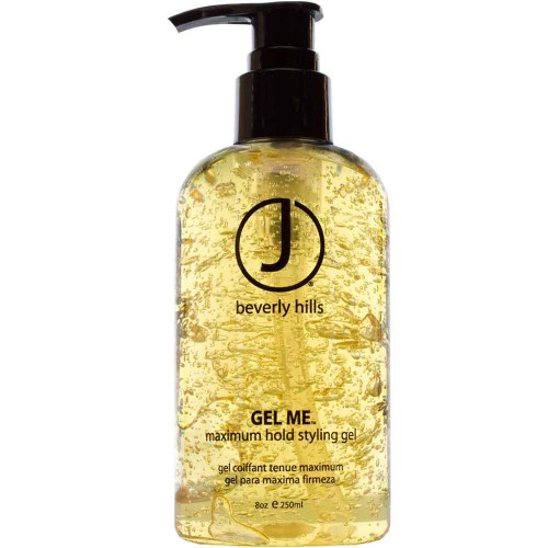 J Beverly Hills Gel Me maximum hold styling gel 250 ml