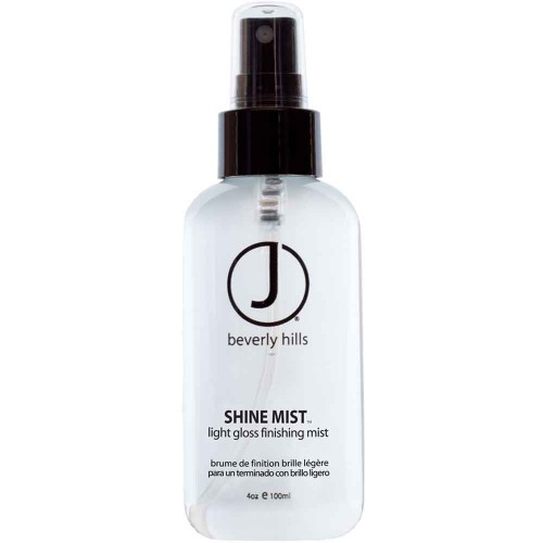 J Beverly Hills Shine Mist light gloss finishing mist 100 ml