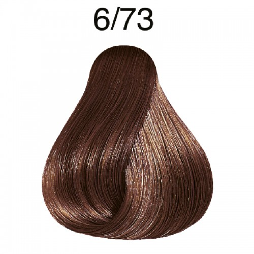 Wella Color Touch Deep Browns 6/73 dunkelblond braun-gold