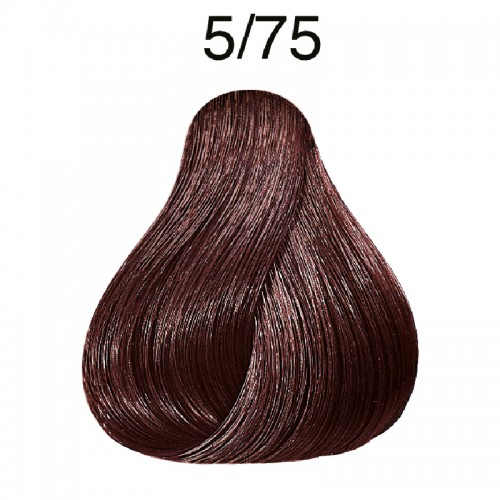 Wella Color Touch Deep Browns 5/75 hellbraun braun-mahagoni
