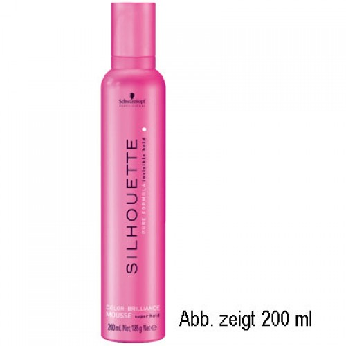 Schwarzkopf Silhouette Color Brillance Mousse 500 ml