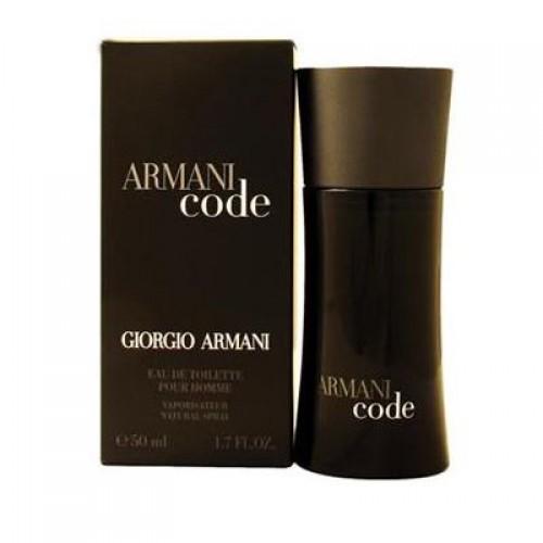Armani Code pour Homme 50 ml
