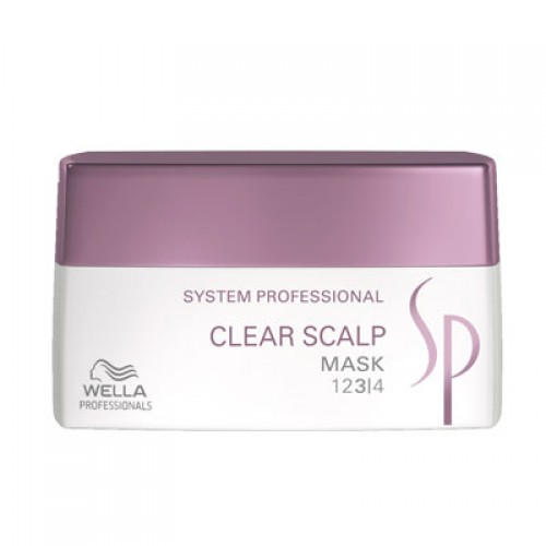 Wella SP Clear Scalp Mask