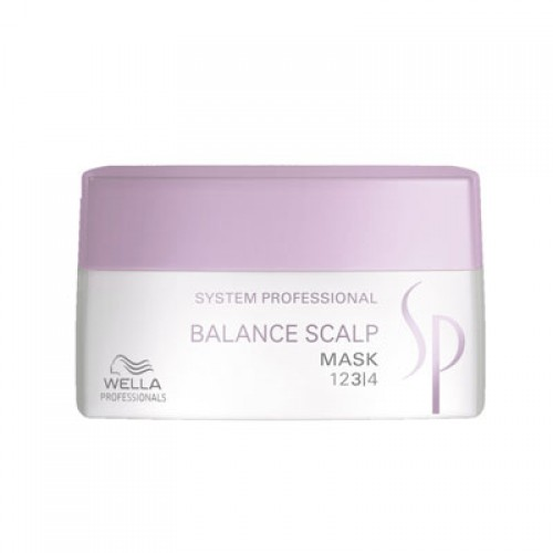 Wella SP- Balance Scalp Mask