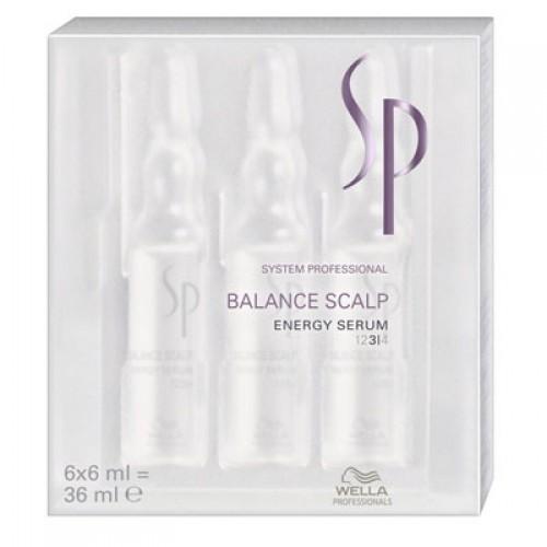 Wella SP Balance Scalp Energy Serum