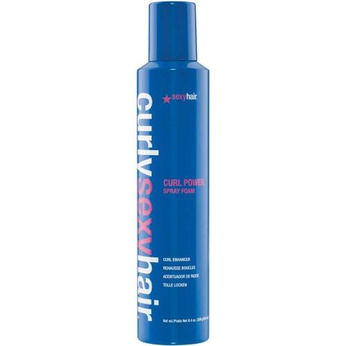 curlysexyhair Curl Power Spray Foam 250 ml