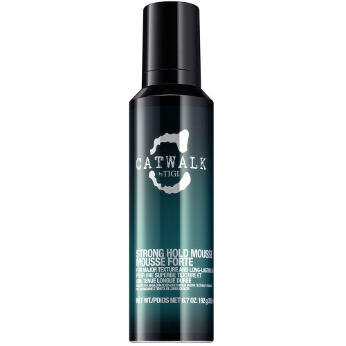 Tigi Catwalk Strong Hold Mousse 200 ml