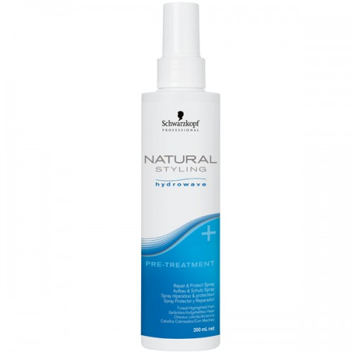 Schwarzkopf Natural Styling Hydrowave Pre-Treatment Repair & Protect