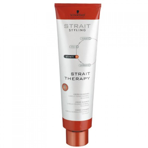 Schwarzkopf Strait Therapy Straightening Cream 1