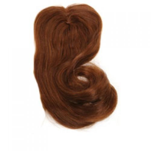 L'IMAGE Haarteil Mittel Braun 30 cm