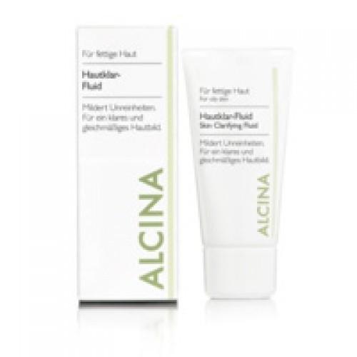 Alcina Hautklar Fluid für fettige bis Mischhaut