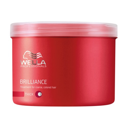 Wella Care³ Brilliance Mask kräftiges, coloriertes Haar