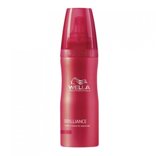 Wella Care³ Brilliance Leave-In Mousse