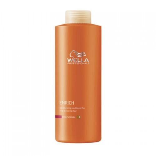 Wella Care³ Enrich Conditioner feines/normales Haar