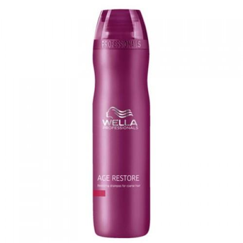 Wella Care³ Age Restore Aufbau-Shampoo