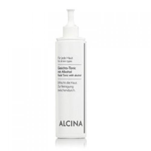 Alcina Gesichtstonic mit Alkohol