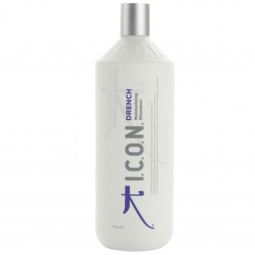 ICON Drench Moisturizing Shampoo 1000 ml