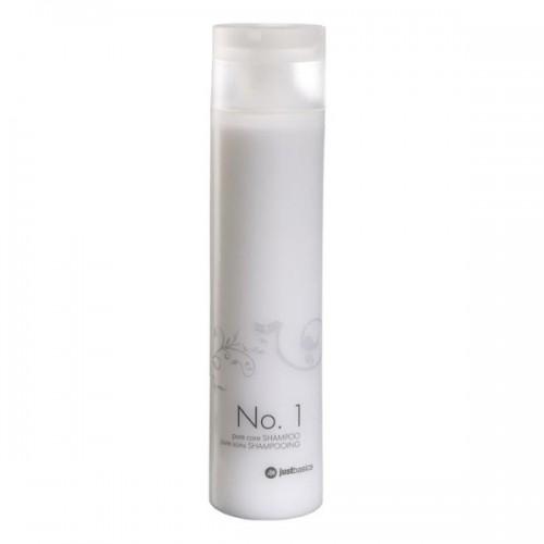 justbasics Pure Care Shampoo No.1 250 ml
