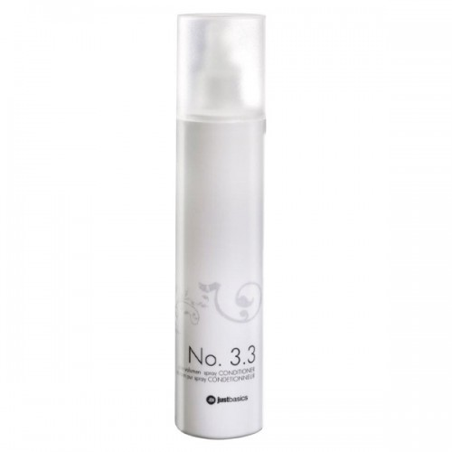 justbasics Pure Volumen Sprühkur No. 3.3 250 ml
