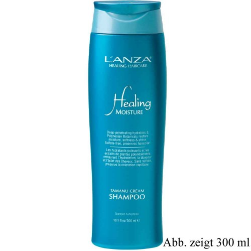 Lanza Healing Moisture Tamanu Cream Shampoo 1000 ml