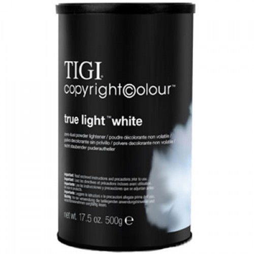 Tigi copyright©olour true LIGHT BlondierpulverBlondierpulver