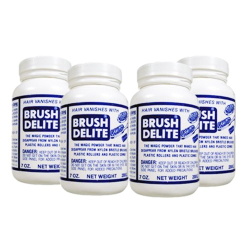 Brush Delite Reinigungsmittel 4 x 200 ml