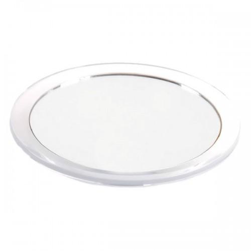 Solida Spiegel mit 1 Saugnapf, Acryl;Solida Spiegel mit 1 Saugnapf, Acryl
