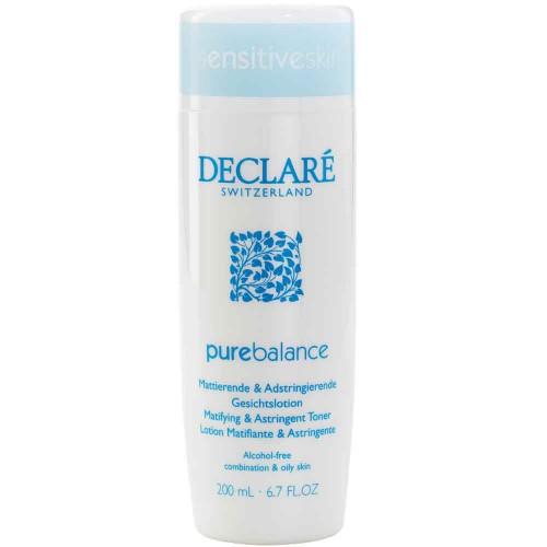 Declaré Pure Balance Mattierende & Adstringierende Gesichtslotion 200 ml