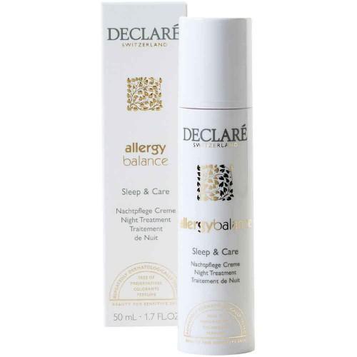Declaré Allergy Balance Sleep & Care 50 ml