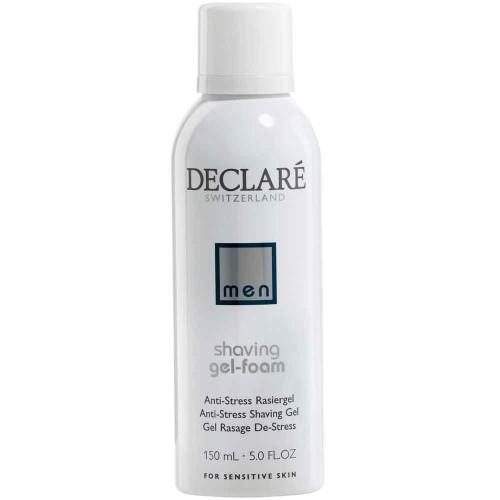 Declaré Men shaving gel-foam Anti-Stress Rasiergel 150 ml