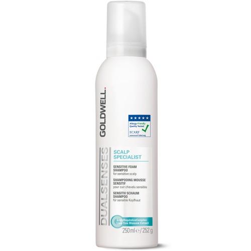 Goldwell Dualsenses Scalp Specialist Foam Shampoo 250 ml