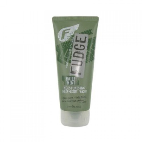 Fudge Daily Mint Hair & Body Wash