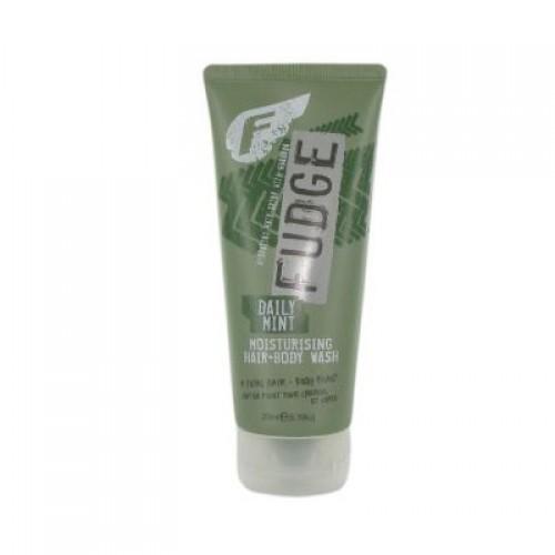 Fudge Daily Mint Hair & Body Wash