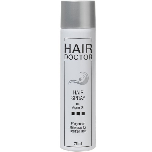 Hair Doctor Hairspray Strong mit Arganöl 75 ml