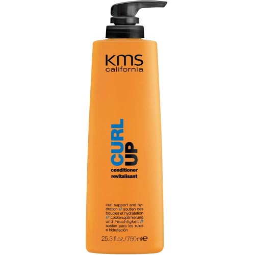 KMS Curlup Conditioner 750 ml