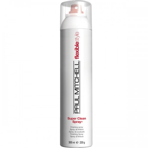Paul Mitchell Style medium hold Super Clean Spray