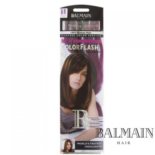 Balmain  Color Flash Dark Esspresso;Balmain  Color Flash Dark Esspresso