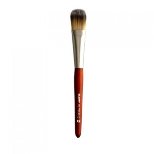 Make-Up Pinsel Beauty by Pfeilring Größe 20, brauner Griff
