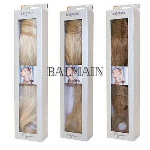 Balmain Elegance Zopf Toulouse Honey Blonde;Balmain Elegance Zopf Toulouse Honey Blonde